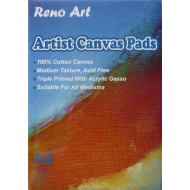 Canvas Pad