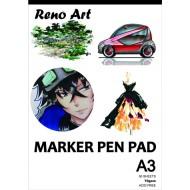Marker Pen Pad