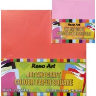 Art & Craft Colour Paper Square