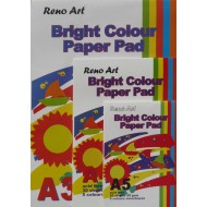 Bright Colour Paper Pad