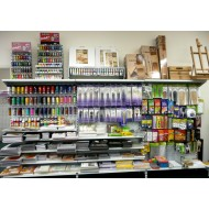 Trading Terms, Art Supplies Sign, Suggested Shop Layout & Order Form